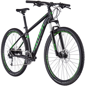 "Ghost Kato 4.9 AL 29"", night black/riot green"